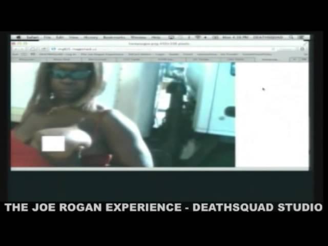 A Hooker Holding A Meatball Sub (from Joe Rogan Experience #299)