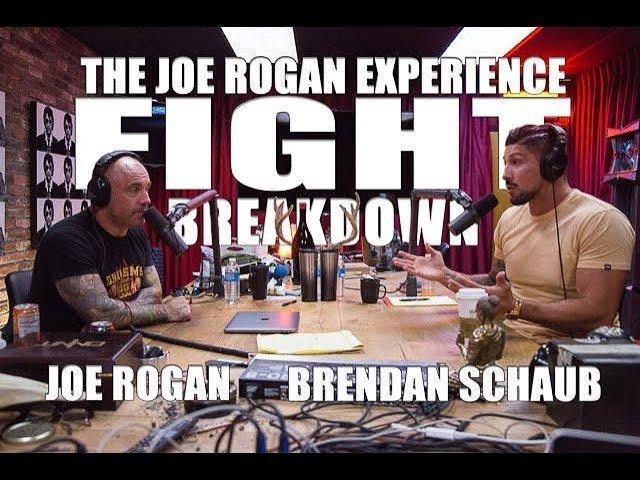 Joe Rogan Experience – Fight Breakdown – Mayweather vs  McGregor