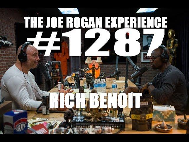 Joe Rogan Experience #1287 – Rich Benoit